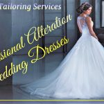 Wedding dress 3 - Bromley Tailoring Services